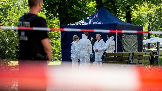 Germany kicks out Russian diplomats over Berlin murder