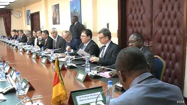 Biya regime's begging bowl: Dion Ngute asks  UN, foreign donors to help with reconstruction