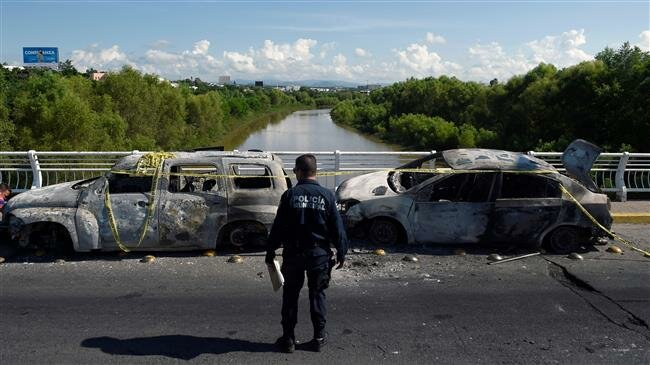 Mexico: Shootout leaves at least 14 dead
