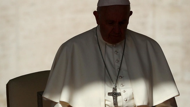 The Holy Father abolishes 'pontifical secrecy' in clergy sexual abuse investigations