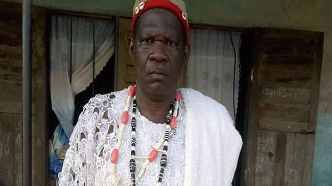 Southern Cameroons Crisis: Ossing loses its regent