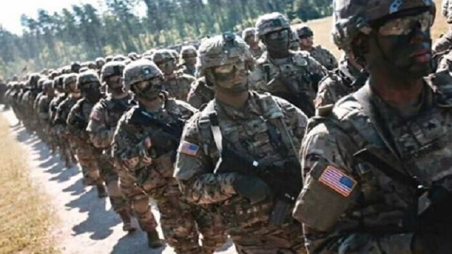 Southern Cameroons Crisis: This photo does not show 3,500 US troops arriving in Cameroon