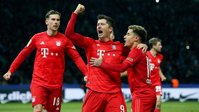Champions League: Bayern Munich v Paris Saint-Germain, Real Madrid v Liverpool