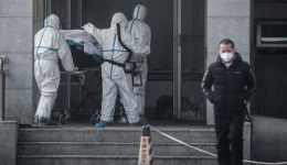 China: SARS-like virus spreads, nearly 140 new cases