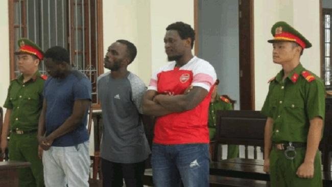 Vietnam: 2 Cameroonians, Nigerian jailed over $65,800 fraud