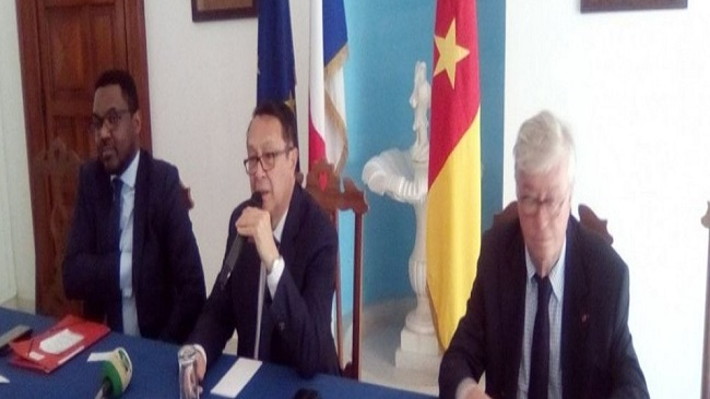 Southern Cameroons Crisis:  French parliamentary delegation in search of truth concludes mission