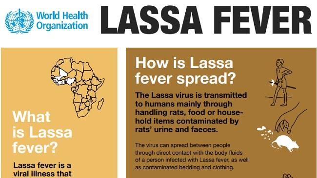 Lassa Fever Breaks Out in Nigeria