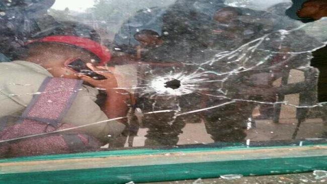 Suspected Ambazonia Fighters attack Gendarmerie Post in French Cameroun
