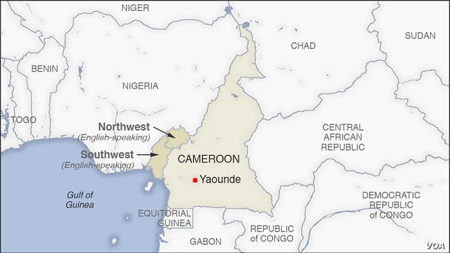 Ambazonia chaos deepens as rebels, Restoration Forces fight