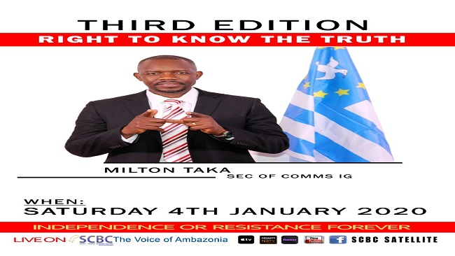 The Ambazonia Interim Government and the Southern Cameroons revolution