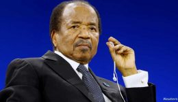 Biya surrounding himself with diplomat warriors to defend his regime