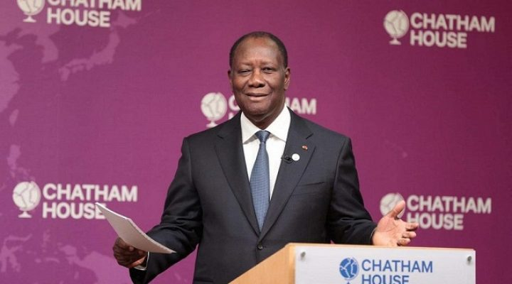 Ivorian president assures of peaceful 2020 polls, mute on candidacy