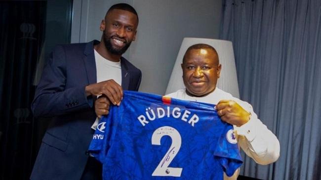 Football: Chelsea's Rüdiger says 'Sierra Leone is home', donates $100,000 towards education