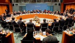 World powers agree to strengthen arms embargo in Libya's war