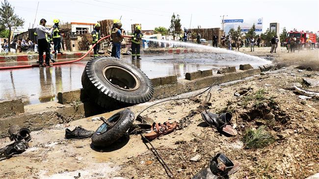 Afghanistan: 6 US troops, 6 Afghan soldiers reported killed in Nangarhar province