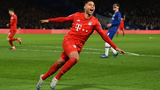 Champions League: Bayern thump Chelsea at Stamford Bridge as Barcelona draw at Napoli