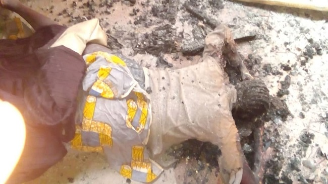 """""""It was an accident"""": Cameroon army explains massacre in Southern Cameroons"""