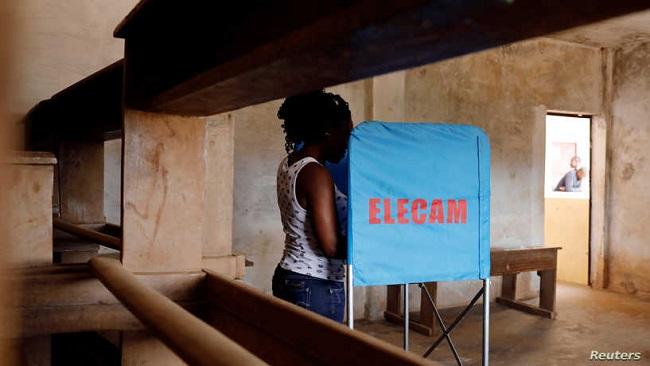 Biya Regime Urges Women to Vote Next Week Despite Threats