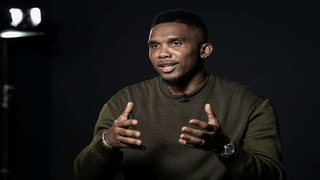 Football: Eto'o says Barcelona needs other players, Messi not enough