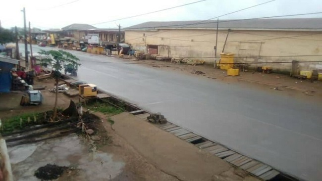 Southern Cameroons Crisis: Yaounde shocked by the lockdown