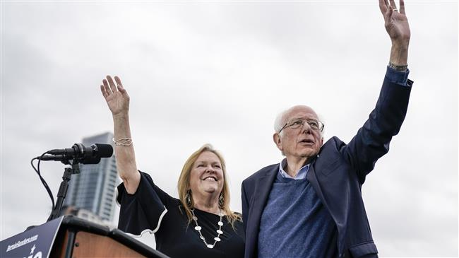 Race for the White House: Sanders' Democratic rivals seek to slow his momentum