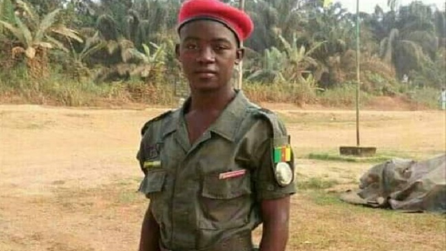 Southern Cameroons Crisis: Government continues to use child soldiers