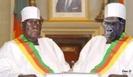 80 year old Cavaye Djibril re-elected National Assembly Speaker as French Cameroun MPs return