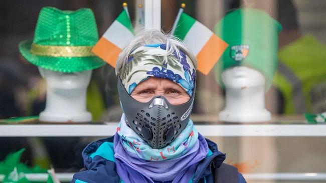 Ireland: Dublin deserted as coronavirus dampens St. Patrick's Day