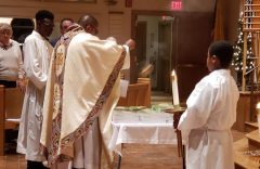 COVID 19: Father Maurice Agbaw-Ebai says Jesus will raise new life from the present time, ushering a new reality in human history