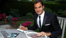 Roger Federer donates $1 Million for Coronavirus relief
