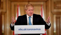 British PM Johnson tests positive for COVID-19