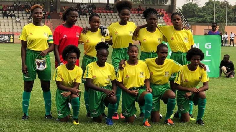 Coronavirus Lockdown: Sao Tome's women's U17 team stuck in Cameroon – after 10-0 defeat