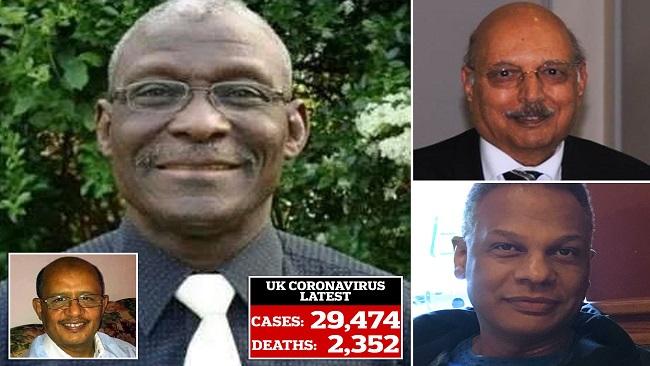 British press ignores role of ethnic minority doctors in coronavirus fight