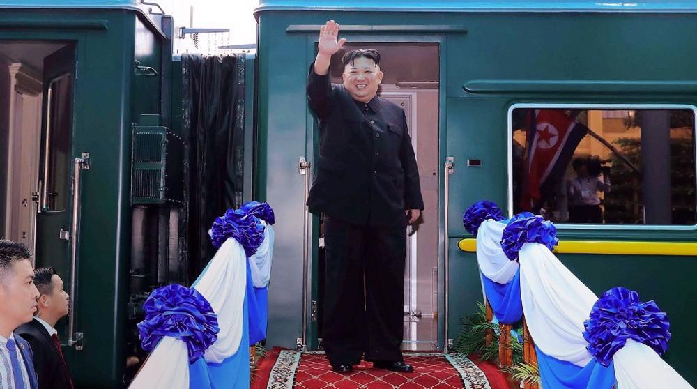 The dictator's dictation: Kim Jong Un sends greetings to Biya