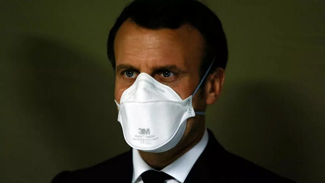 Covid-19: Wearing face masks will be 'recommended' but not mandatory in France