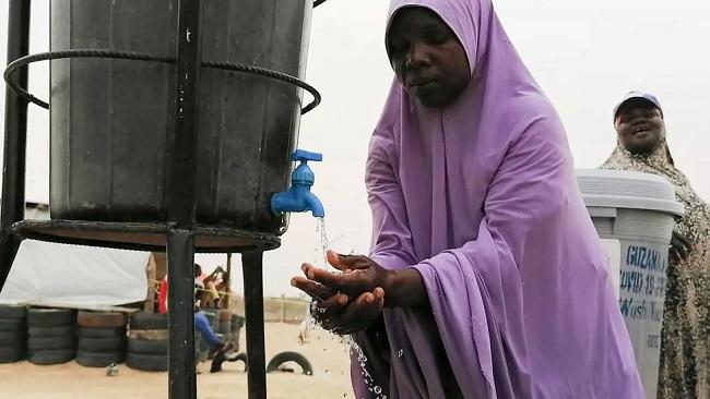 Coronavirus fear stalks Nigeria displaced camps