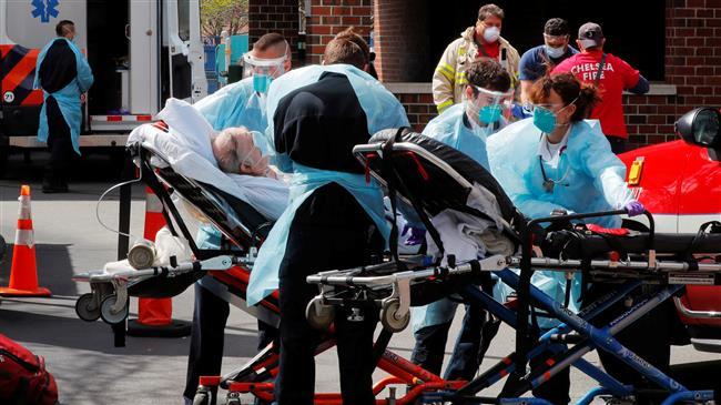 US coronavirus death toll passes 35,000, cases top 700,000