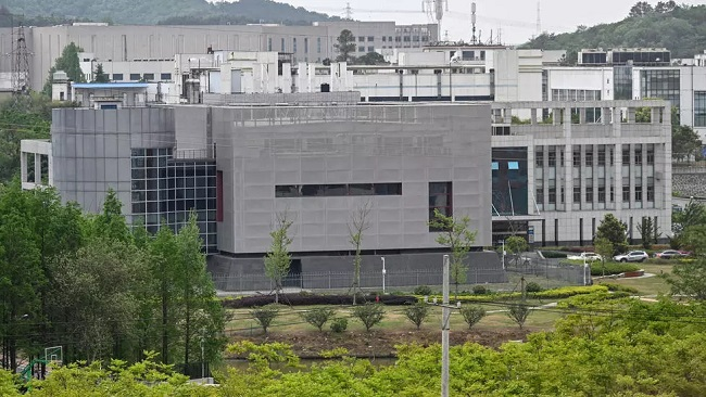 US says 'evidence' virus came from China lab