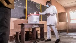 Benin votes in presidential polls after week of violent protests