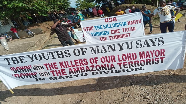 Southern Cameroons Crisis: Tension mounts as Amba fighters plan mass arrests