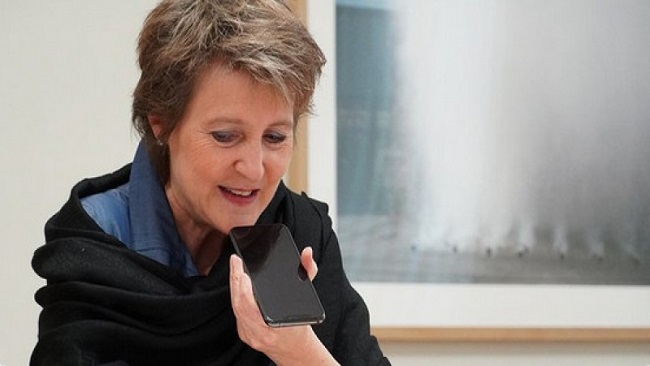 Readout of Swiss President's phone call with Paul Biya