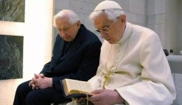 """""""Both were ordained priests on the same day in 1951, but it might be the last time the brothers see each other"""""""