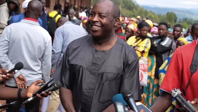 Burundi's new thug to 'continue on the path' of predecessor