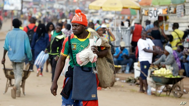Cameroon's Poor Benefit, While Food Traders Suffer from Pandemic Closures