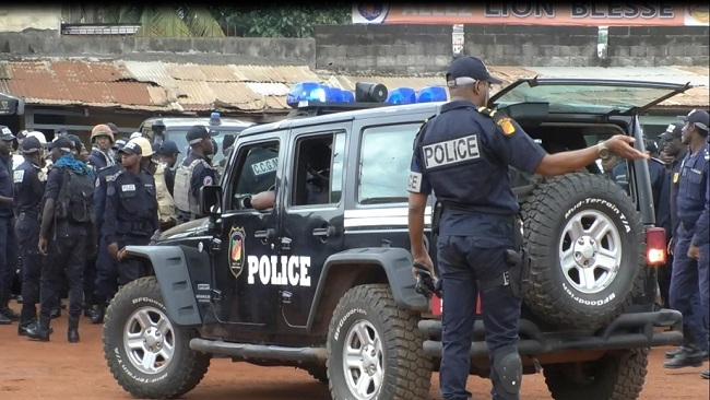 Yaounde: Police on high alert after two explosions