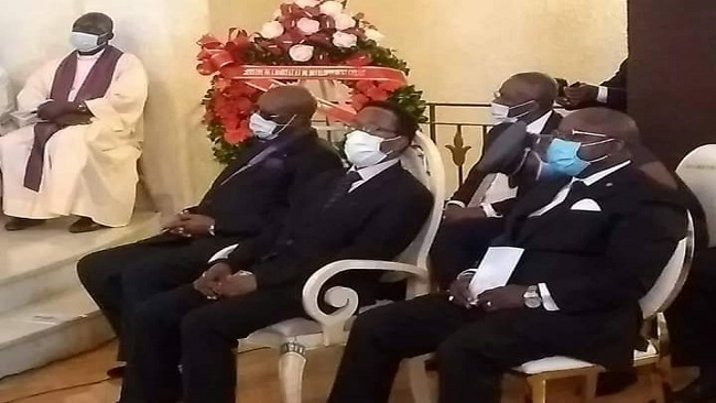 Fotso Victor given state burial, afforded religious rites-Photos