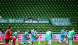 Premier League approves kneeling protests, 'Black Lives Matter' on shirts