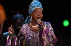 Angelique Kidjo says coronavirus pandemic, protests are 'wake-up call