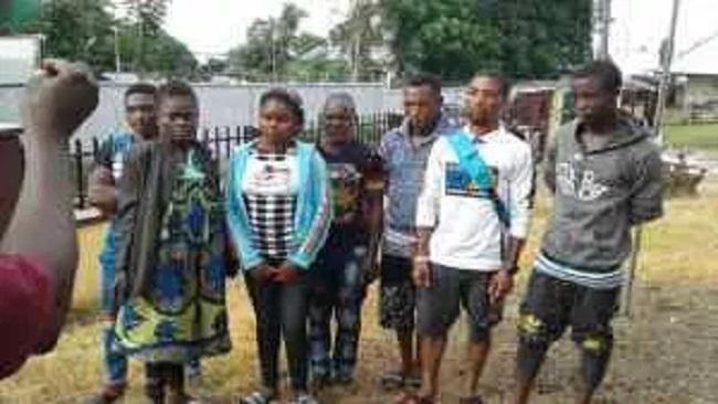 Nigeria repatriates seven Southern Cameroonians