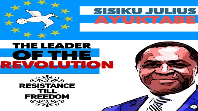 Southern Cameroons Crisis: President Ayuk Tabe says Ambazonia and La Republique are divinely bound to be neighbours